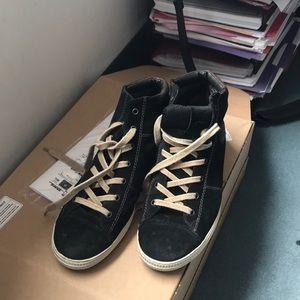 Paul Green hightop sneakers